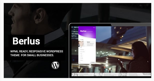 Berlus - Business and Law Firm WordPress