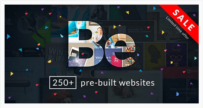 BeTheme - HTML Responsive Multi - Purpose Template