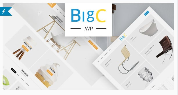 BigShop - Responsive WooCommerce Theme