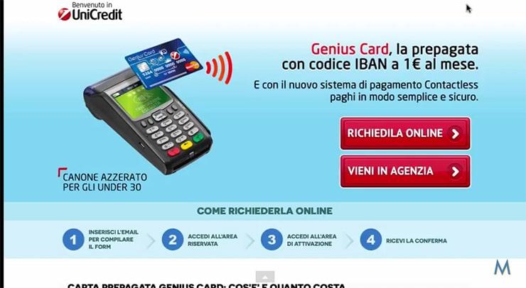 Adsense e Bonifico Senza Conto Corrente: Arriva Genius Card?