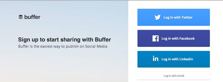 Buffer App: come pianificare post su facebook e tweet su twitter velocemente?