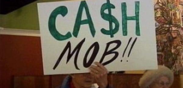 Cash Mob: Salva Un Negozio! Presto In Italia Si Diffonderà Il Fenomeno?