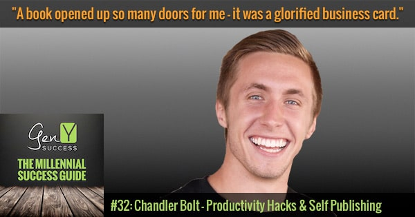 Chandler Bolt, 21 Anni, Milionario