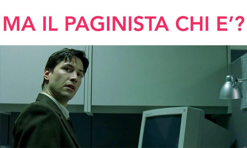 Lavorare Online: Chi è il Paginista? E' una professione?
