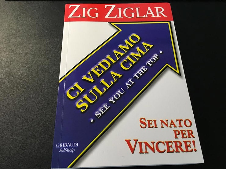 Recensione Ci Vediamo Sulla Cima Zig Ziglar Libri Self Help