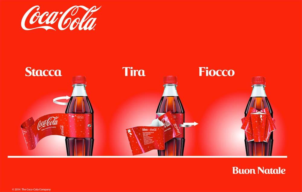 Coca Cola Natale 2014: Fai Felice qualcuno