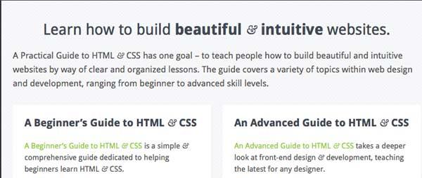 Come imparare html e css online corso gratuito