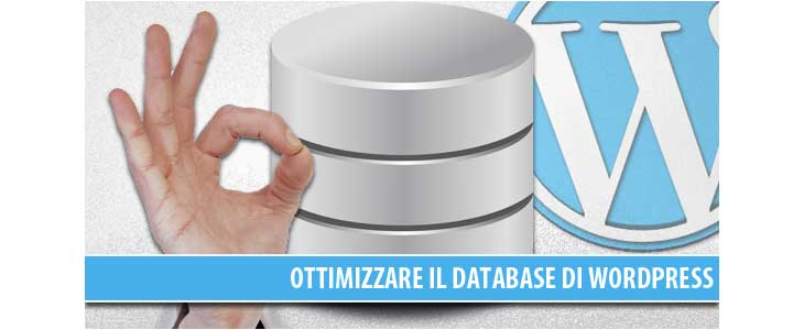 Come Ottimizzare il Database di Wordpress?