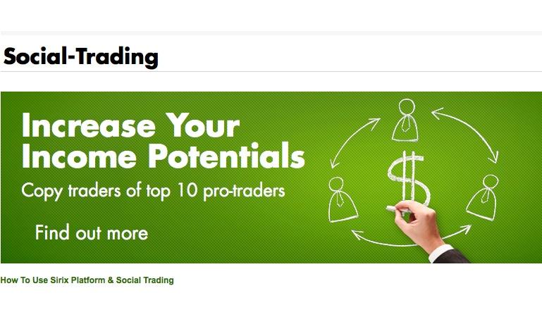 Social Trading GKFX: Forex e Copy trading