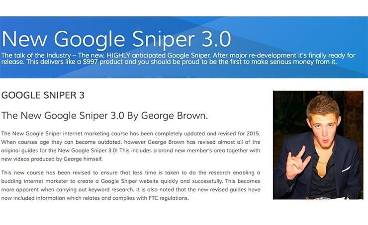 Google Sniper 3.0: Cosa è? Funziona veramente?