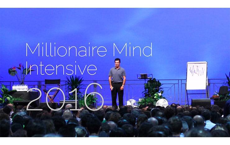 Corso Millionaire Mind Intensive: Libertà Finanziaria Harv Eker Italia 2016
