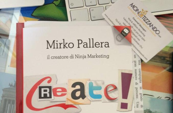 Create - Mirko Pallera - Recensione Monetizzando