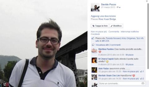 Davide Puzzo - Facebook