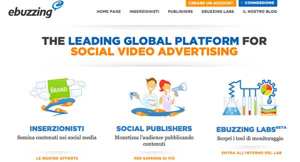 eBuzzing Social Video Advertising