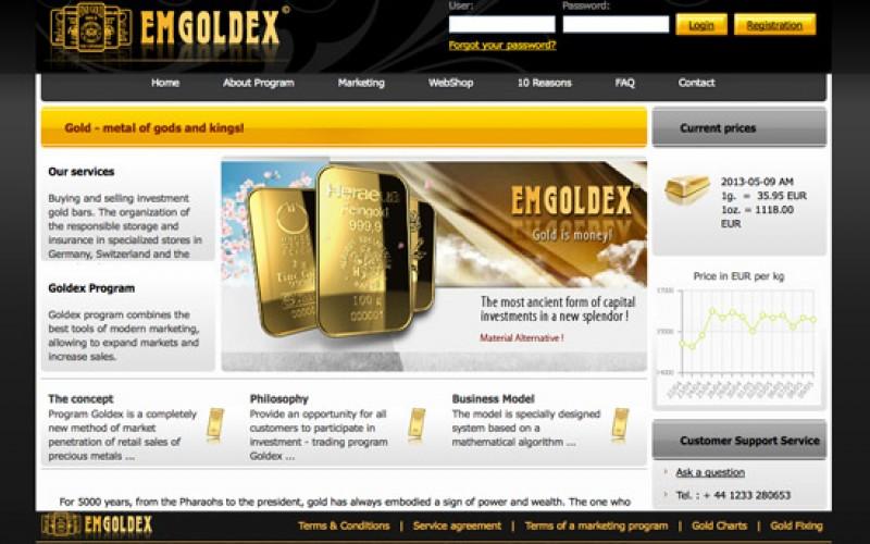 Guadagnare Online Con EmGoldex è Possibile? Truffa O Realtà?