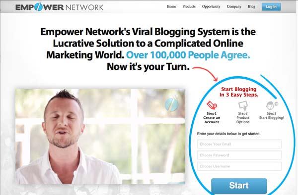 Guadagnare Online Con Empower Network è Possibile?