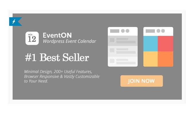 EventOn: Plugin Gestione Eventi WordPress