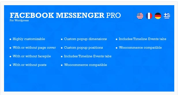 Integrare Chat Facebook in WordPress? Plugin Facebook Messenger