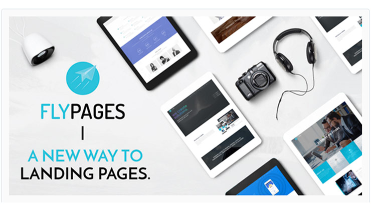 FlyPages: Template WordPress Per Creare Landing Page?