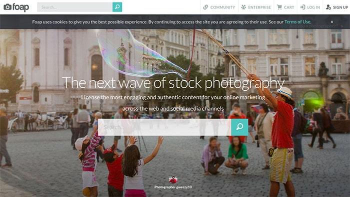 Foap: Guadagnare Con Uno Smartphone Vendendo Foto?