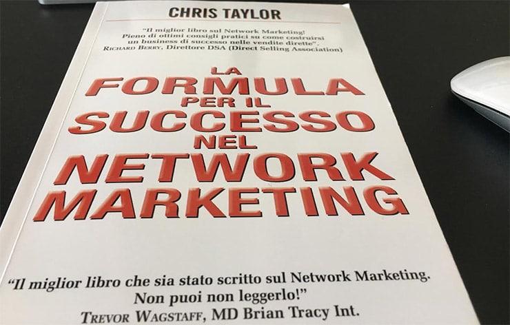 Recensione Formula Per il Successo Nel Network Marketing (C. Taylor)