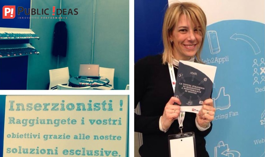 Public-Ideas Italia: Nominata Francesca Pinzone Country Manager