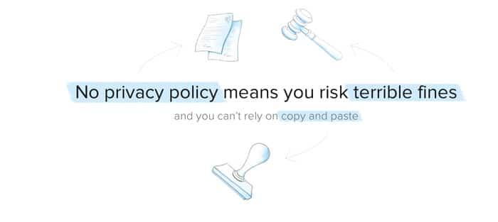 Generatore di Privacy: Iubenda - Codice sconto 10%