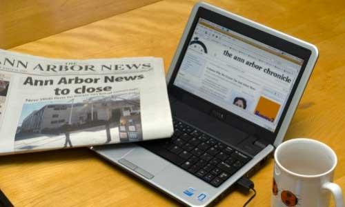 E' necessario registrare i giornali online al Tribunale?
