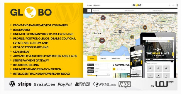 Globo Directory Listings