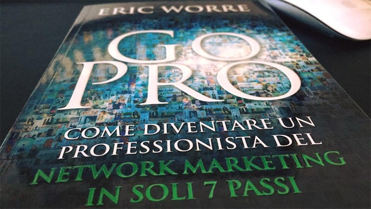 Recensione GoPro Eric Worre: Libro Sul Network Marketing