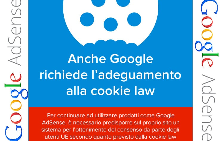 Banner Google AdSense e Cookie Law: Come Adeguare il Sito?