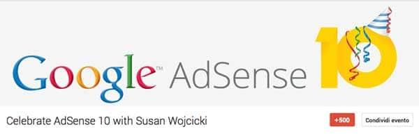 Dieci Anni di Google AdSense: Guadagnare Online Pay Per Click
