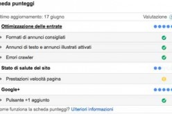 Google AdSense Inserisce La Scheda Punteggio Per Migliorare I Guadagni?