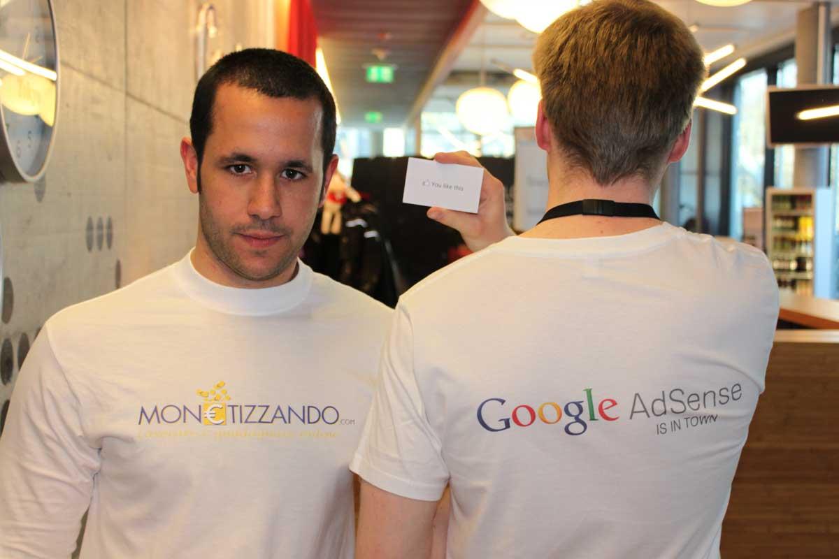 Google Adsense Evento Zurigo 29 Marzo 2011