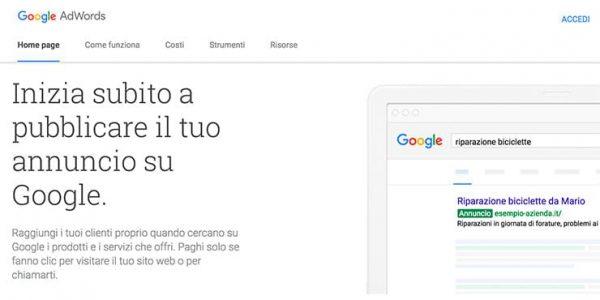 Google AdWords: Guida Base alla Pubblicità su Google