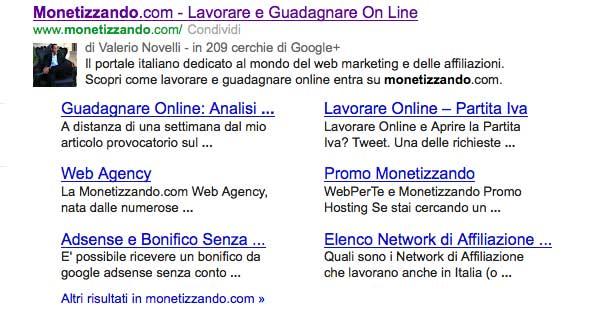 Google Authorship: Cosa è e Come funziona - Monetizzando.com