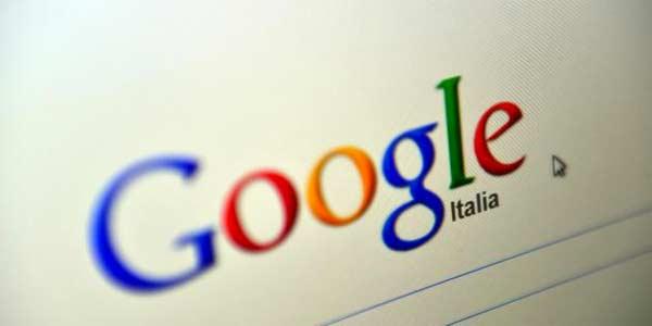 Google in debito con lo stato italiano
