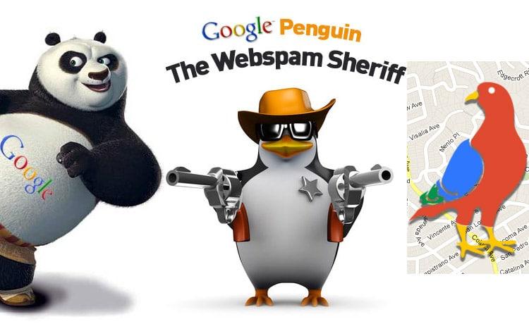 Panda, Penguin, Pigeon: Obiettivi e Rimedi