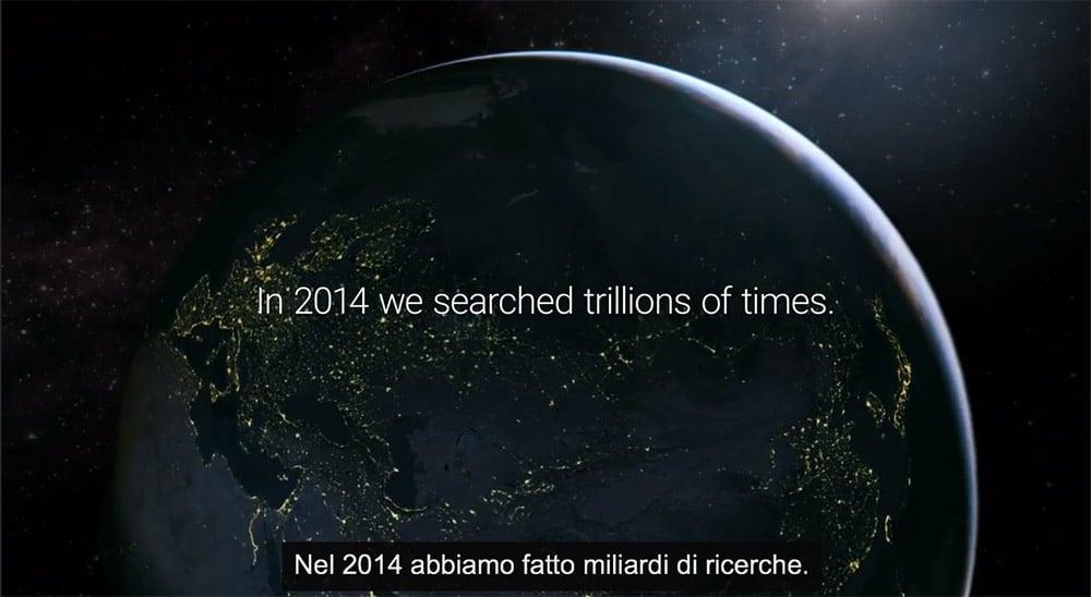 Google Year in Search 2014: Cosa cercano le persone online?