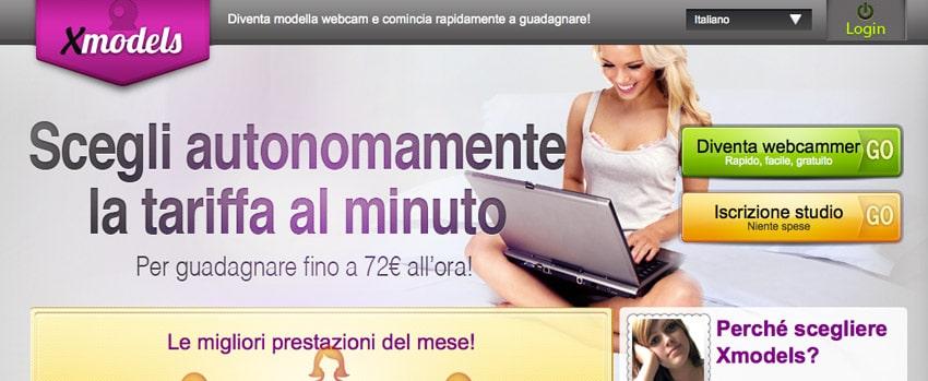Guadagnare online: Webcam e Webcammers, semplice e guadagni veri?