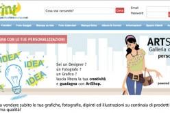Guadagnare Online Con Foto e Design: 12Print Art Shop