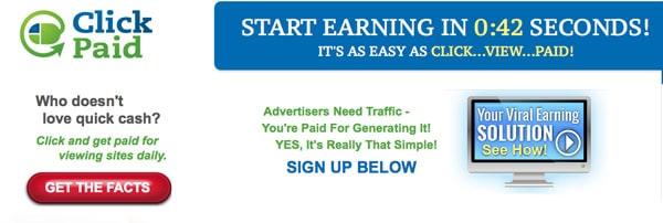 Guadagnare Online Con Clickpaid è Possibile? Truffa o Realtà?