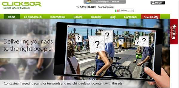 Guadagnare Online Con Clicksor: Come Funziona?