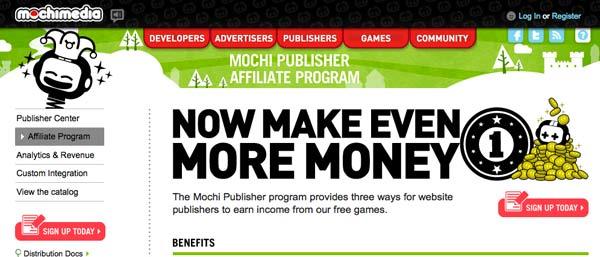 Guadagnare Online Con Siti Di Giochi? Affiliazione Mochimedia