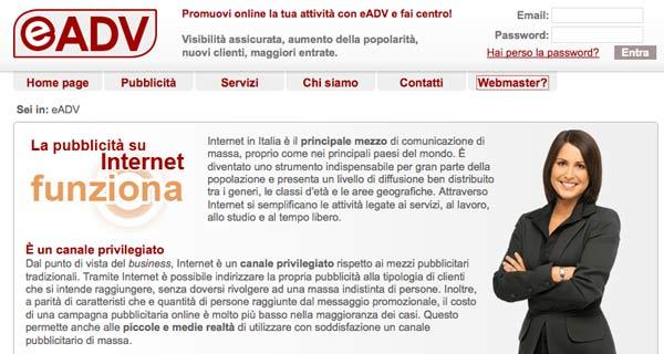 Guadagnare Online Con eAdv?
