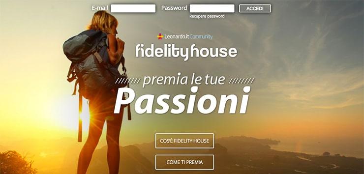 Guadagnare online: FidelityHouse Come funziona?