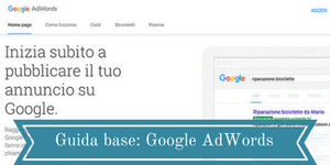 Guida Base Google AdWords