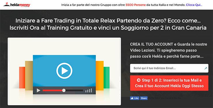 Hekla Money: Il Corso Che ti Insegna a Fare Spread Trading?