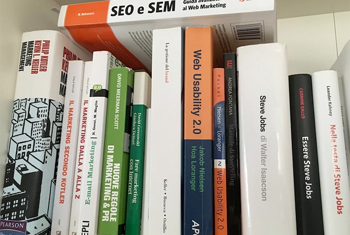 Libri di (Web) Marketing da Leggere