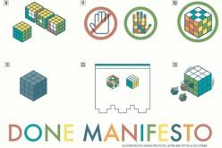 """Il Manifesto del Fare – Bre Pettis """"The Cult of Done"""""""
